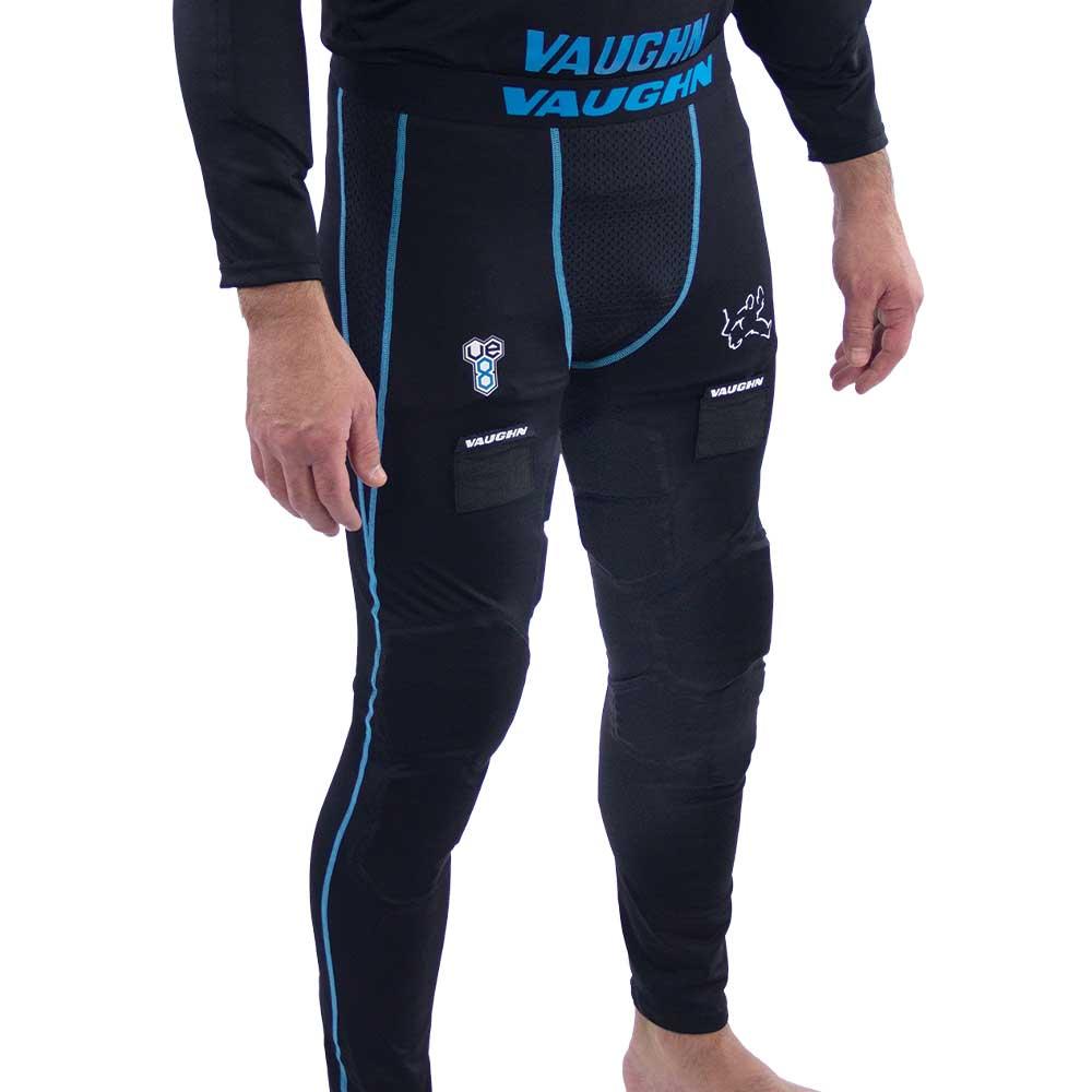 79f4f85b8bc Velocity VE8 Padded Goalie Compression Pant – Vaughn Hockey